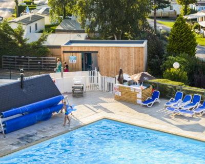 SANIBIO® Houlgate votre bloc sanitaire modulaire pour parc aquatique camping