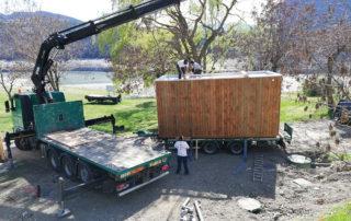 SANIBIO® Savel votre bloc sanitaire modulaire pour camping