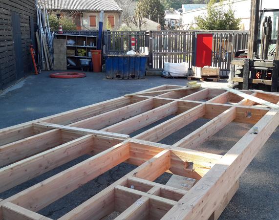 SANIBIO® votre projet bloc sanitaire en construction